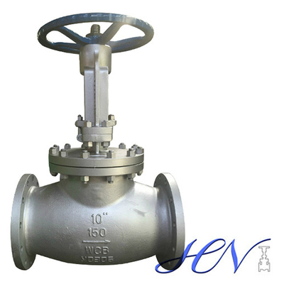 Manual Carbon Steel Flanged Globe Valve