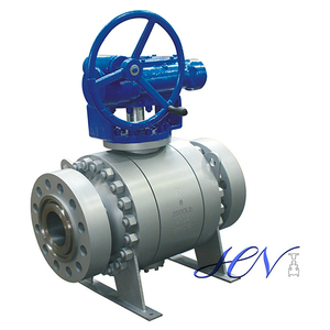 High Pressure 3-PC Forged Steel Trunnion Mounted Ball Valve