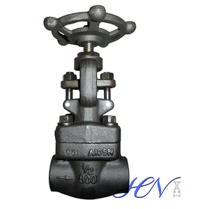API 602 Manual Forged Socket Weld Globe Valve