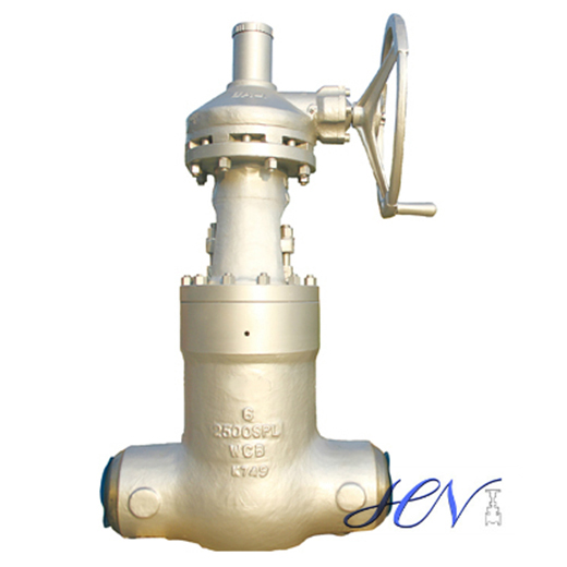 high pressure PSB gate valve