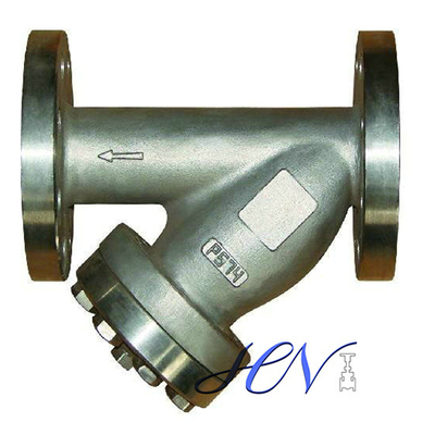 Pipe Stainless Steel Flanged Y Type Strainer