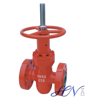 High Pressure Flanged Cast Steel Parallel Disc Gate Valve