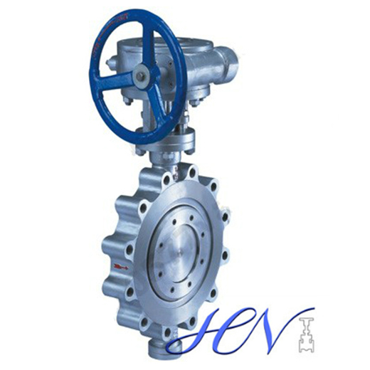 lug type metal seated butterfly valve