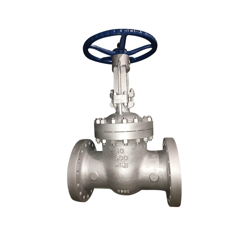 Cast-steel-gate-valve