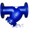 Carbon Steel Pipe Drain Flanged Y Type Strainer Filter