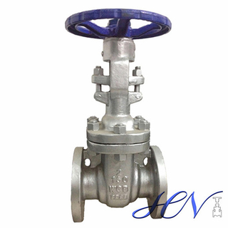 Bolted Bonnet Rising Stem Handwheel Carbon Steel Flexible Wedge Gate Valve