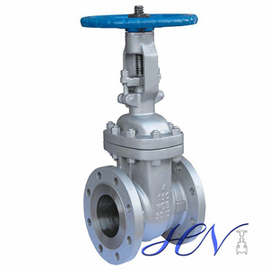 API Standard Carbon Steel Isolation Wedge Gate Valve