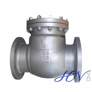 Bolted Cover Flanged Carbon Steel Low Pressure Swing Check Valve