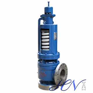 High Temperature Emergency Balanced Pressure Safety Relief Valve