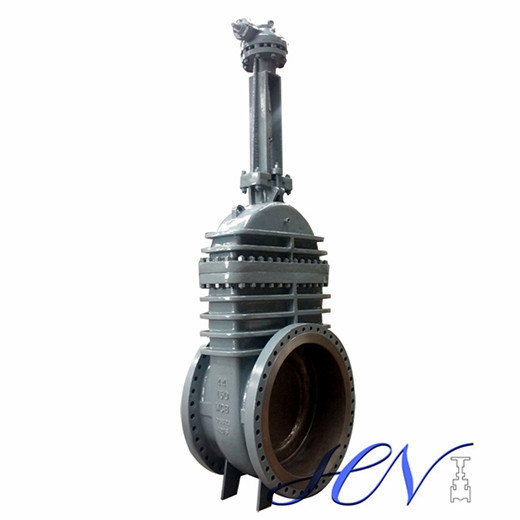 Big Size Cast Steel Flanged Water Gate Valve