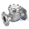 Air Pump Horizontal Stainless Steel Flanged Swing Check Valve