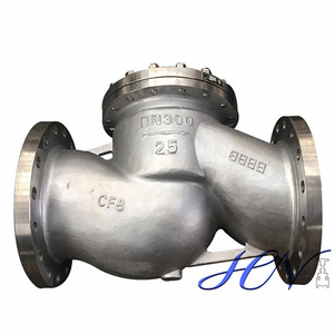 Lift Type Stainless Steel Flanged Air Pump Check Valve