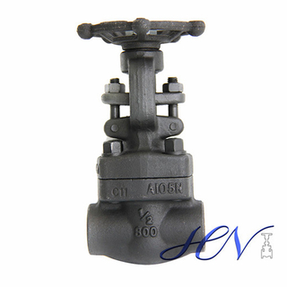 Bolted Bonnet Forged Steel Isolation Handwheel Gate Valve