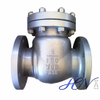 Casting Steel WCB Flanged Drain Swing Check Valve