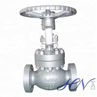 High Pressure Oil And Gas Flanged Carbon Steel Manual Globe Valve